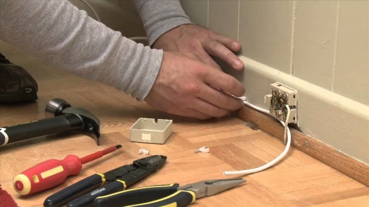 Telephone Line Socket Repairs